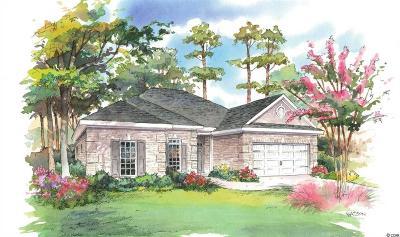 Myrtle Beach Single Family Home Active-Pend. Cntgt. On Financi: 750 Villarosa Drive