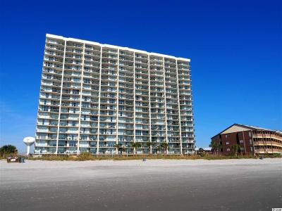 North Myrtle Beach Condo/Townhouse For Sale: 102 N Ocean Blvd #601