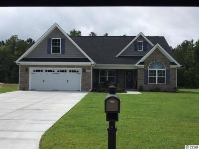 Aynor Single Family Home For Sale: 343 Farmtrac