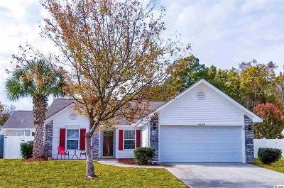 Little River SC Single Family Home For Sale: $169,999