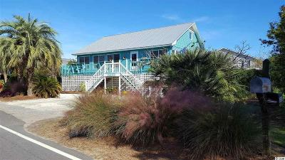 Pawleys Island Single Family Home For Sale: 290 Myrtle Avenue