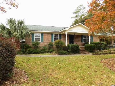 Myrtle Beach Single Family Home For Sale: 717 11th Ave. S