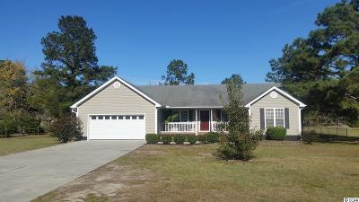 Longs Single Family Home For Sale: 2027 Hickory Lane
