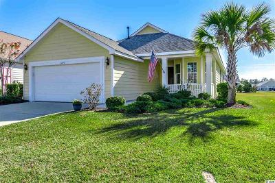 Murrells Inlet Single Family Home Active-Pending Sale - Cash Ter: 1245 Kiawah Loop
