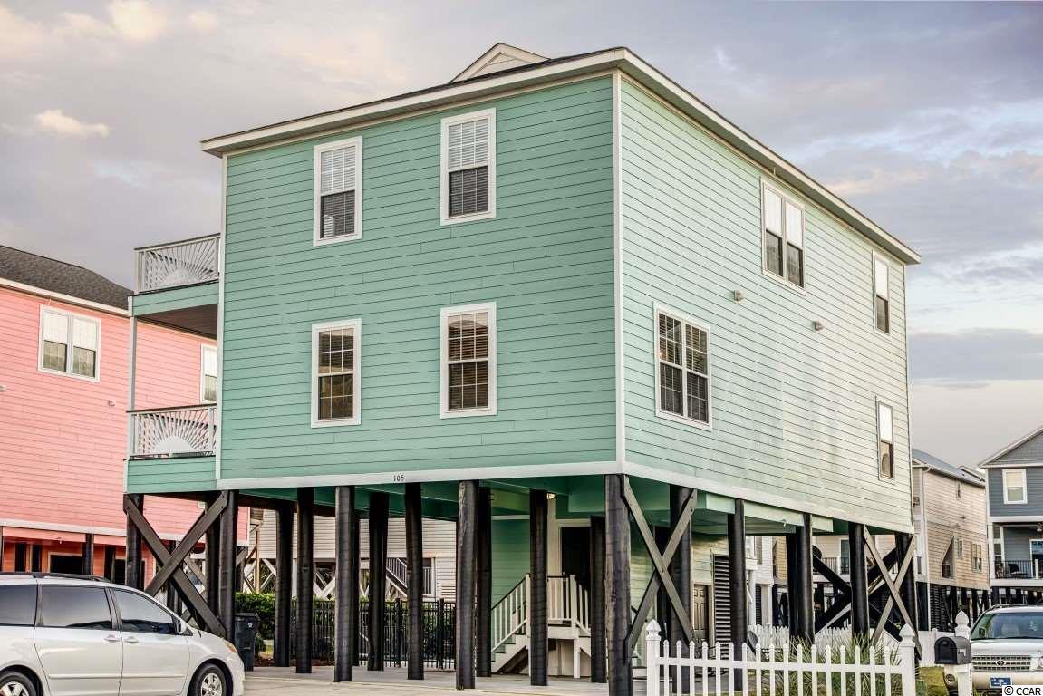 Listing: 105 Yaupon Ave, Garden City Beach, SC.| MLS# 1724641 | Real ...