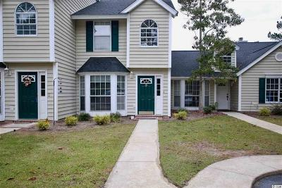 Pawleys Island Condo/Townhouse For Sale: 1637 Club Circle #18