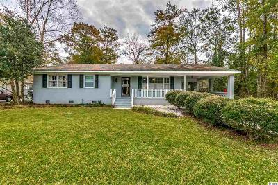 29575 Single Family Home For Sale: 1013 Moss Drive