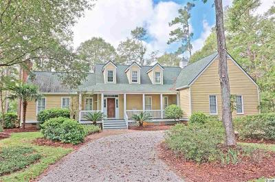 Murrells Inlet Single Family Home Active-Pend. Cntgt. On Financi: 4516 Wagon Run
