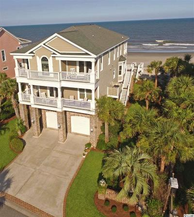 Pawleys Island Single Family Home For Sale: 1285 Norris Dr.