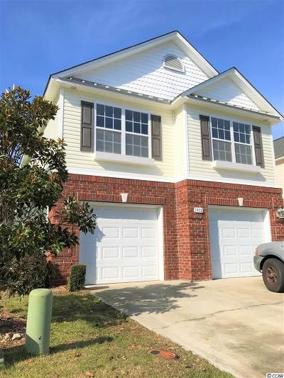Myrtle Beach Single Family Home Active-Pend. Cntgt. On Financi: 1409 Brown Pelican