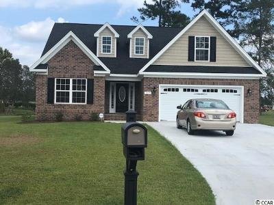 Aynor SC Single Family Home For Sale: $219,900