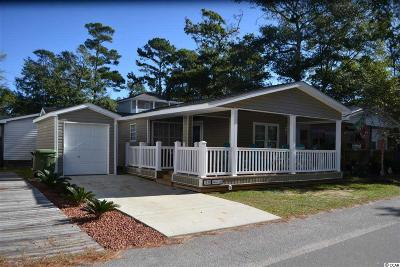 Myrtle Beach Single Family Home For Sale: 6001 S Kings Highway, Site 5627