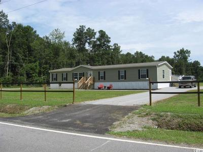 Galivants Ferry SC Single Family Home For Sale: $169,900