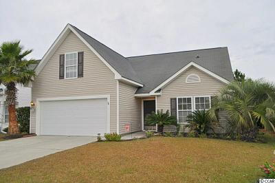 Myrtle Beach Single Family Home For Sale: 172 Avondale Drice