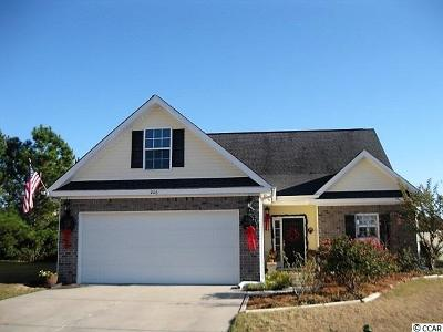 Myrtle Beach SC Single Family Home For Sale: $239,000