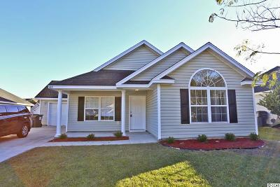 Myrtle Beach Single Family Home For Sale: 469 Wallingford Circle