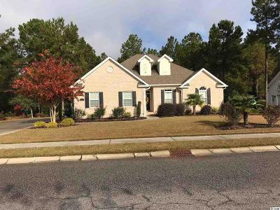 Myrtle Beach Single Family Home For Sale: 672 Oxbow Drive