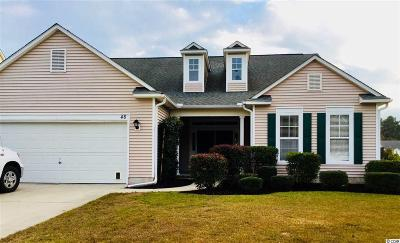 Murrells Inlet Single Family Home For Sale: 48 Longcreek Drive