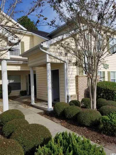 Myrtle Beach Condo/Townhouse For Sale: 4497 G Girvan Drive #G