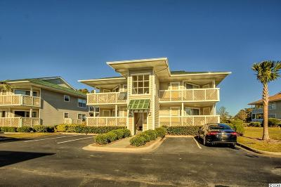 North Myrtle Beach Condo/Townhouse For Sale: 301 Shorehaven Drive #Unit 17-