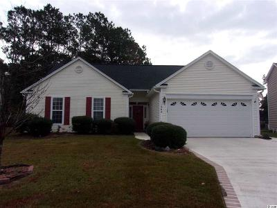 Murrells Inlet Single Family Home For Sale: 1264 Merion Court