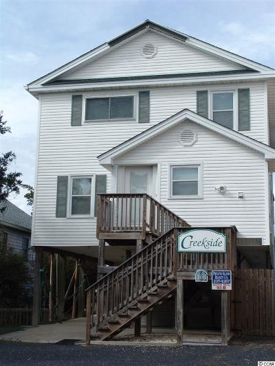 Pawleys Island Single Family Home For Sale: 165 Atlantic Ave.
