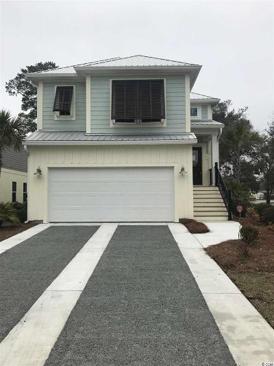 Murrells Inlet Single Family Home For Sale: 8 Pinnacle Drive