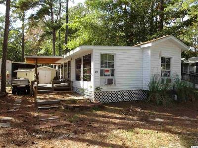 Myrtle Beach SC Single Family Home For Sale: $24,900