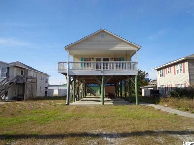 Garden City Beach Single Family Home For Sale: 321 N Waccamaw