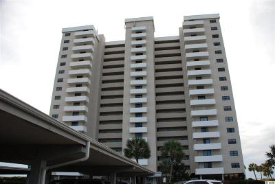 Condo/Townhouse For Sale: 10200 Beach Club Drive #1D