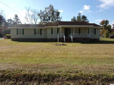 Loris Single Family Home For Sale: 2970 Main St