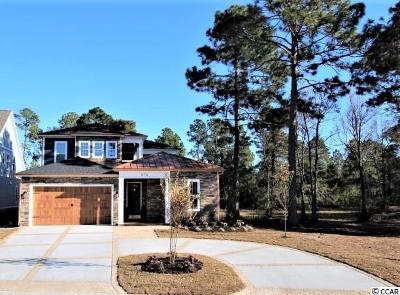 Myrtle Beach Single Family Home For Sale: 976 Fiddlehead