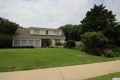 Myrtle Beach Single Family Home For Sale: 4301 N Ocean Blvd.