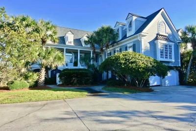 Pawleys Island Single Family Home For Sale: 549 Beach Bridge Road