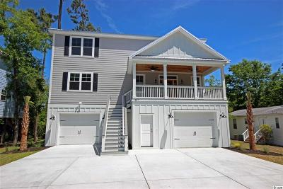 Pawleys Island Single Family Home For Sale: 287 South Causeway Rd