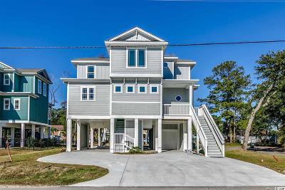Murrells Inlet Single Family Home For Sale: 519 1st St