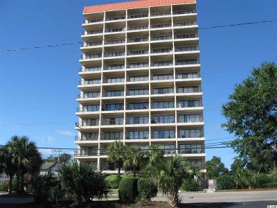 Myrtle Beach Condo/Townhouse Active-Pend. Cntgt. On Financi: 7509 N Ocean Boulevard #704