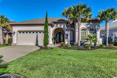 Myrtle Beach Single Family Home For Sale: 3125 Marsh Island Drive