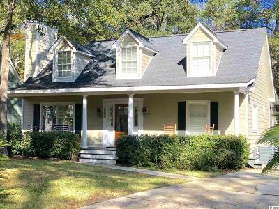 Murrells Inlet Single Family Home Active-Pend. Cntgt. On Financi: 580 Mary Lou Ave