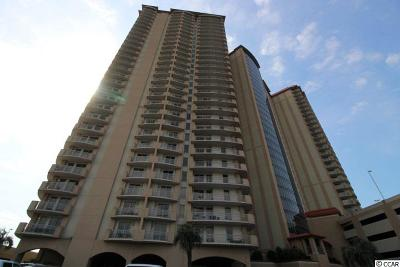 Myrtle Beach Condo/Townhouse For Sale: 8500 Margate Circle #805