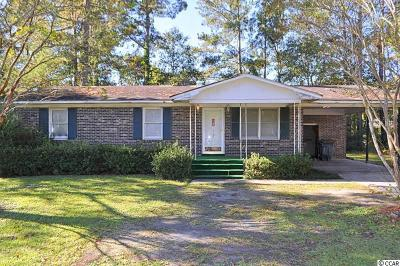Conway Single Family Home For Sale: 909 Forest Loop Road