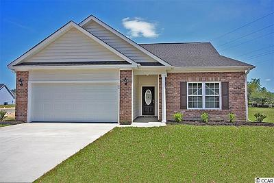 Loris SC Single Family Home For Sale: $152,999