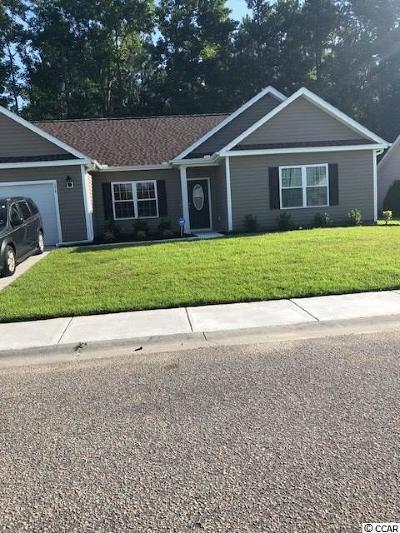 Longs Single Family Home For Sale: 156 Oak Crest Circle