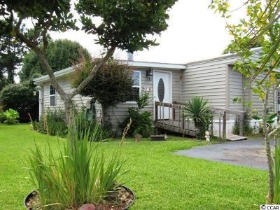 Myrtle Beach Single Family Home Active-Pending Sale - Cash Ter: 2100 Highway 15, Lot #34