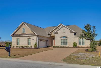 North Myrtle Beach Single Family Home Active-Pending Sale - Cash Ter: 5202 Stonegate Drive