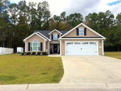 Conway SC Single Family Home For Sale: $161,900