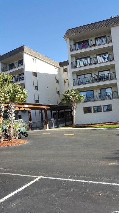 29575 Condo/Townhouse For Sale: 5905 S Kings Highway #302 B