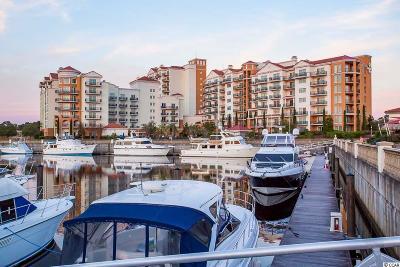 Myrtle Beach Condo/Townhouse For Sale: 8121 Amalfi Pl. #7-502