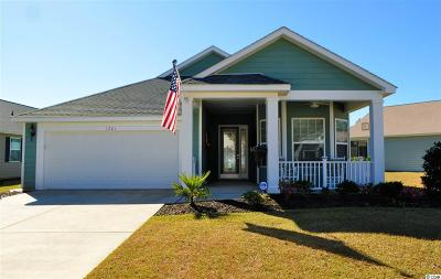 Murrells Inlet Single Family Home For Sale: 1201 Kiawah Loop