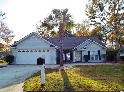 Surfside Beach Single Family Home For Sale: 1423 Southwood Drive